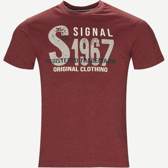 Cooper Logo T-shirt - T-shirts - Regular - Rød